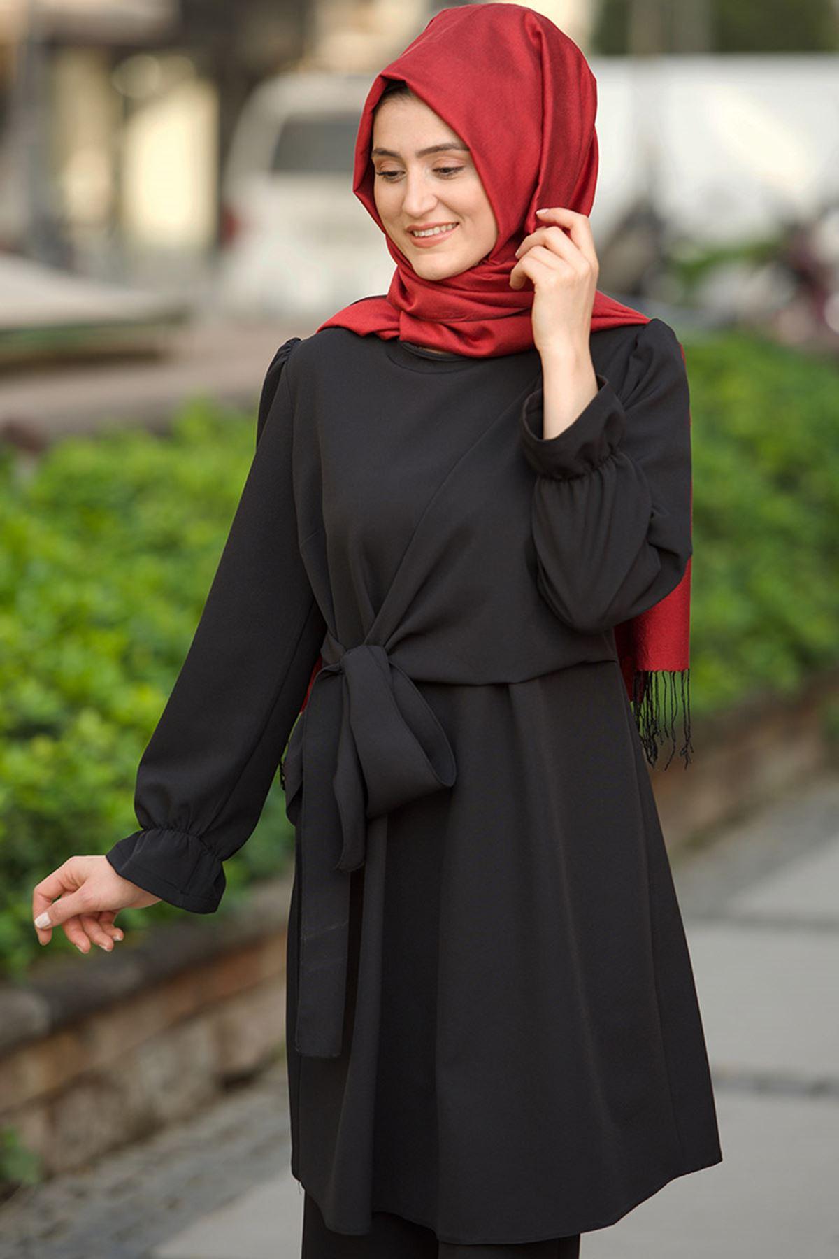 Nurgül Çakır - Mila İkili Takım Siyah