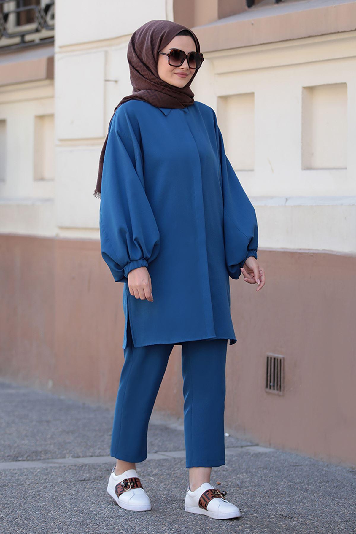 Seda Tiryaki - İrina Takım Mavi