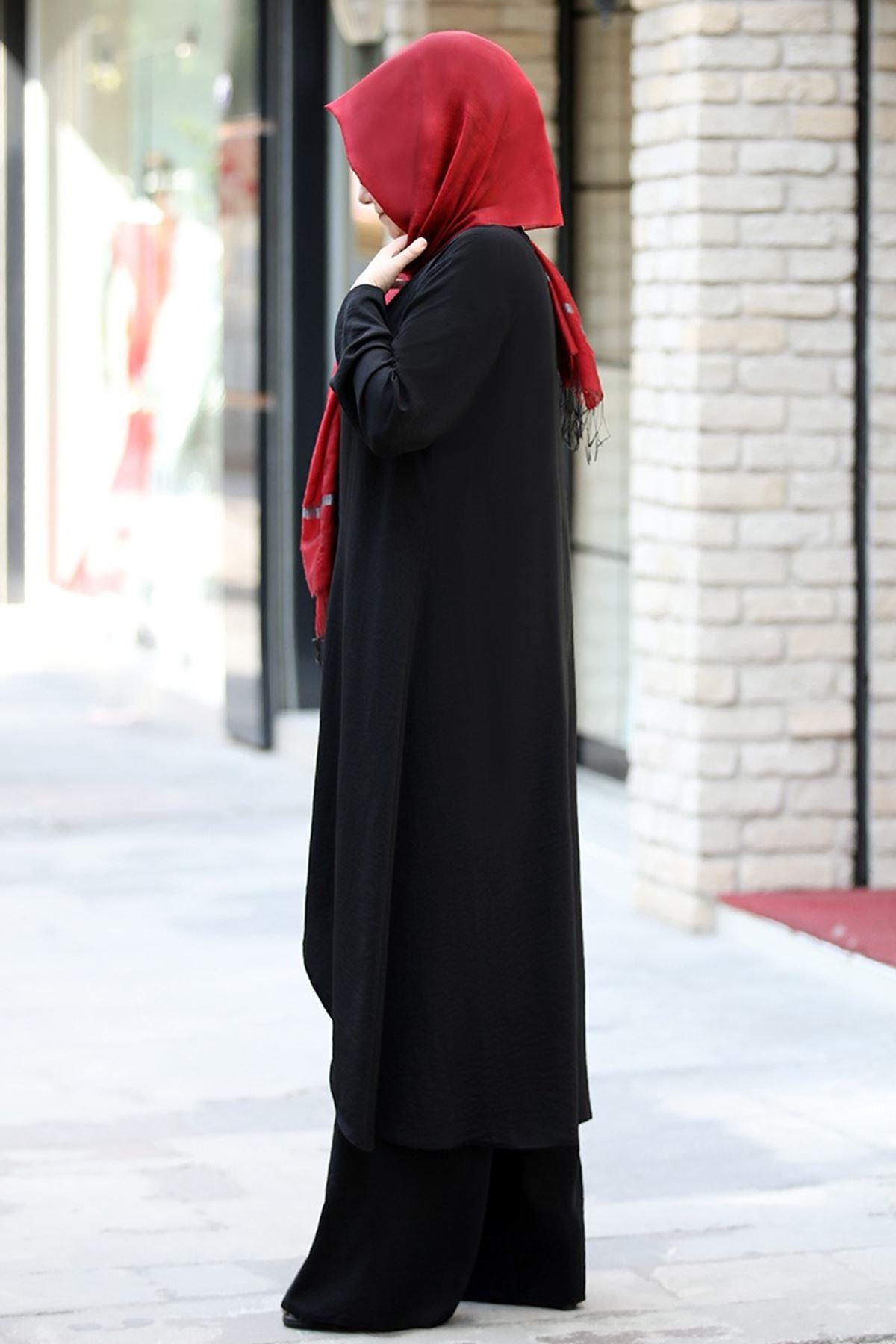 Pınar Şems - Burçak Takım Siyah