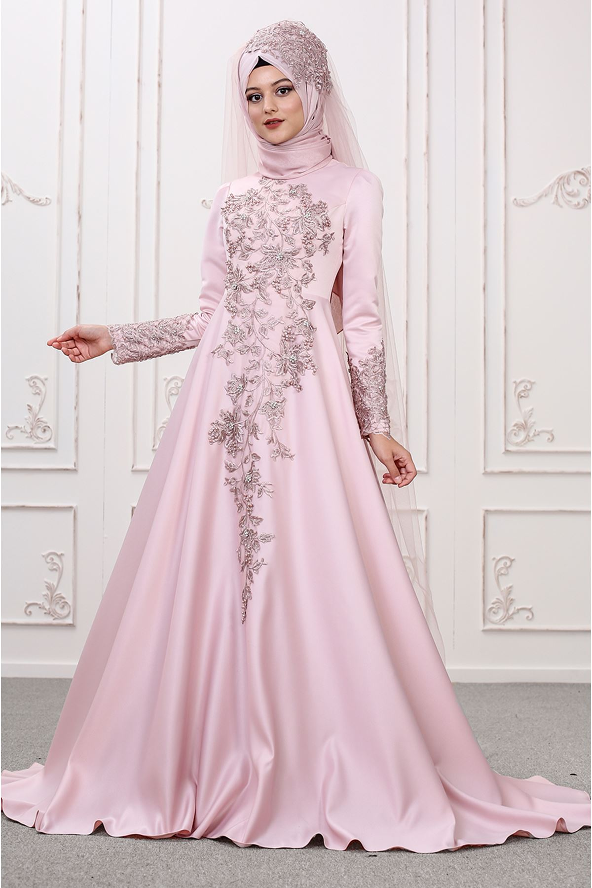 Som Fashion Lilyum Abiye Pudra