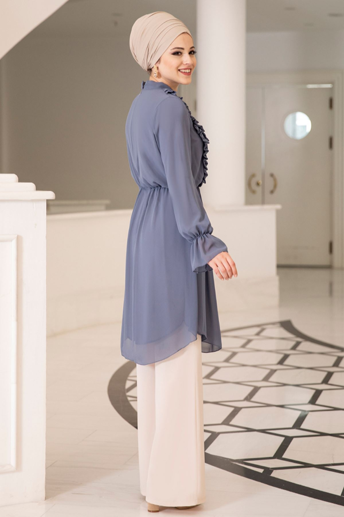 Dresslife - Love Tunik İndigo