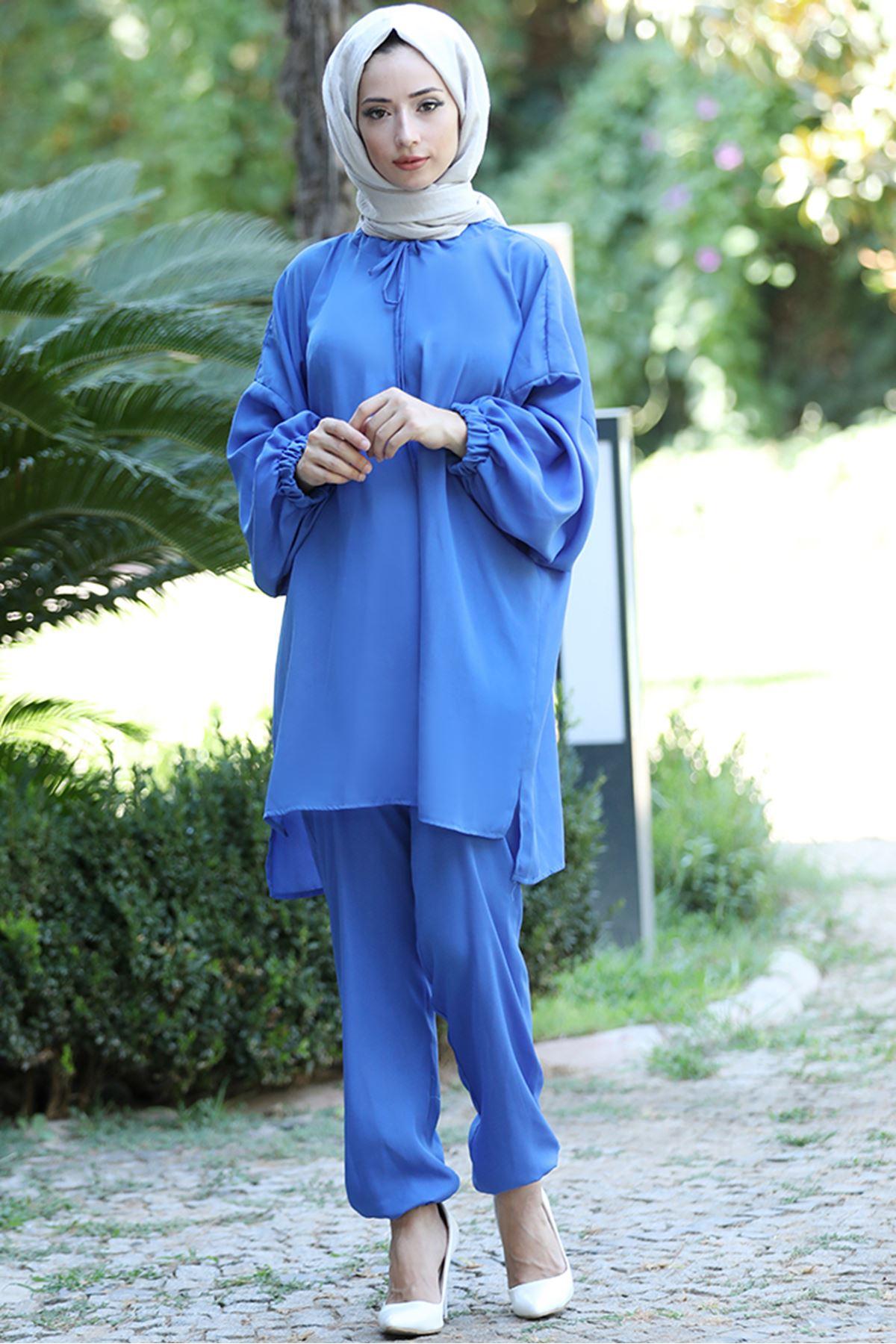 Derin Takım Mavi LEF4519