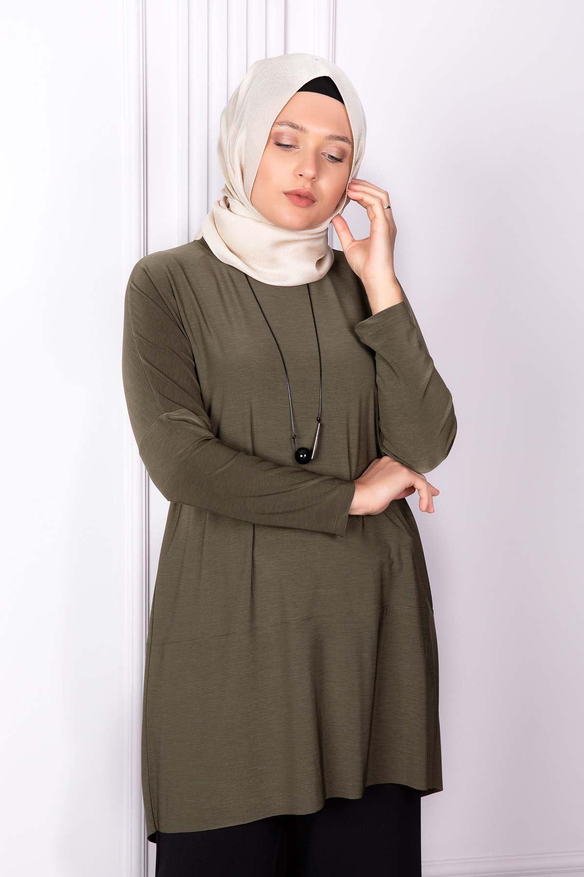 Vera Tunik Haki 20012