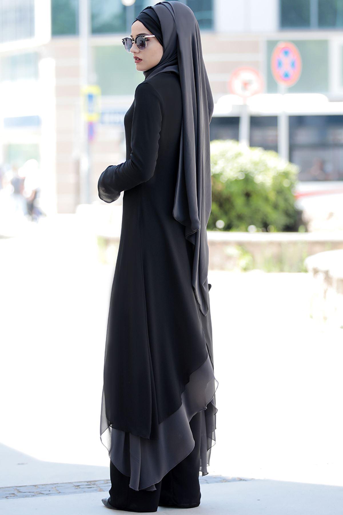 Piennar Havin İkili Takım Siyah PİE1500