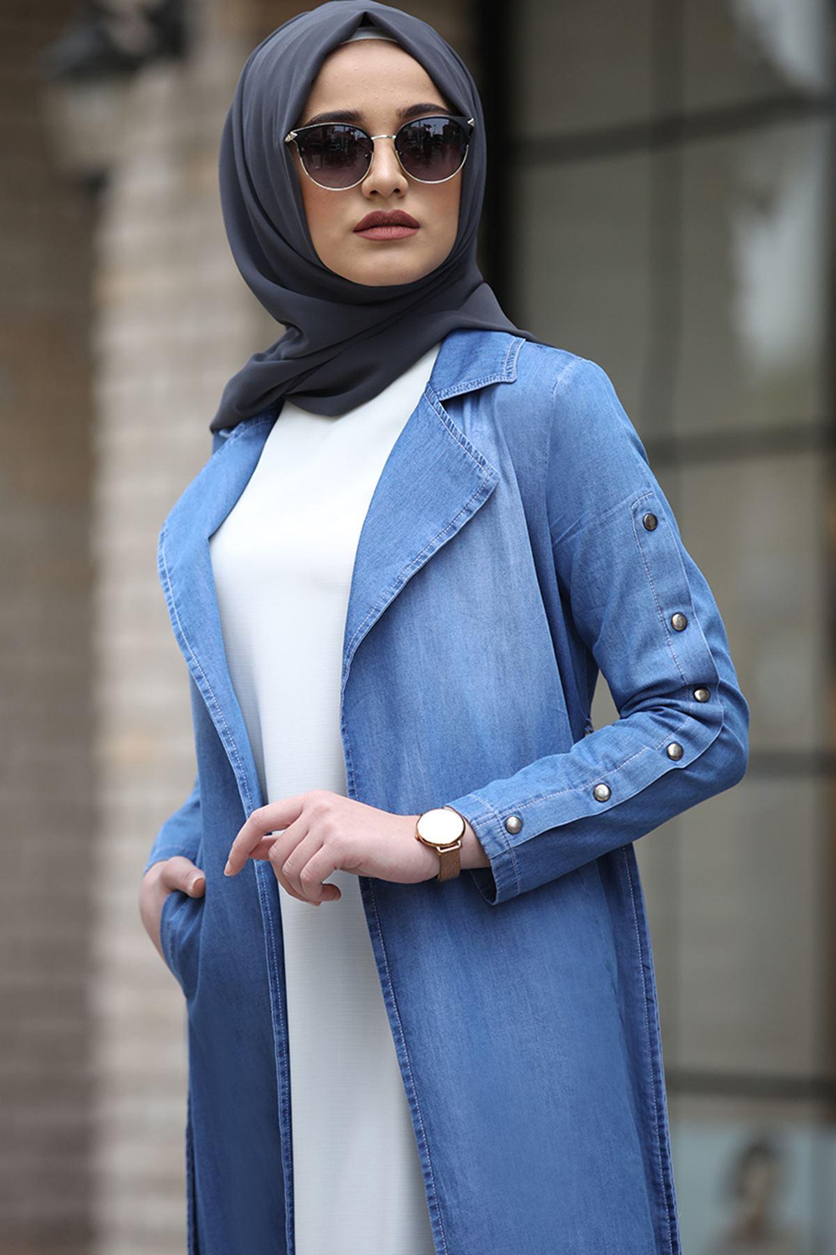 Piennar  Elit Kot Ceket Pantolon Takım Mavi PİE1504