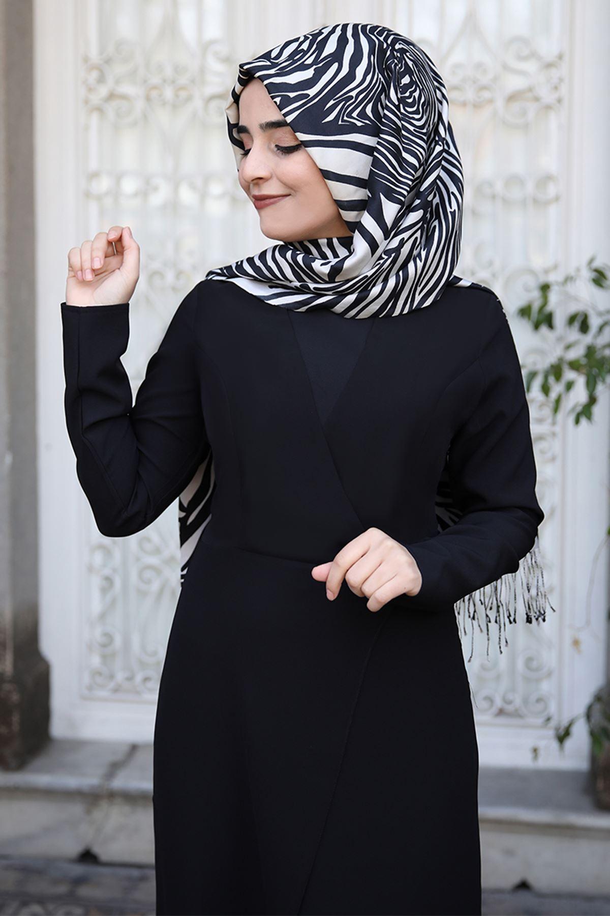 Sümay Zarif Tulum Siyah SÜM5013