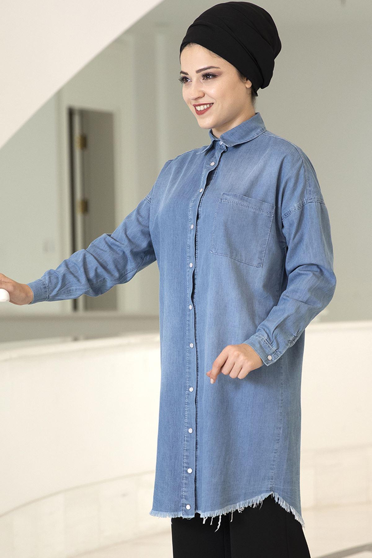 Dresslife Nilay Kot Tunik DRE2013
