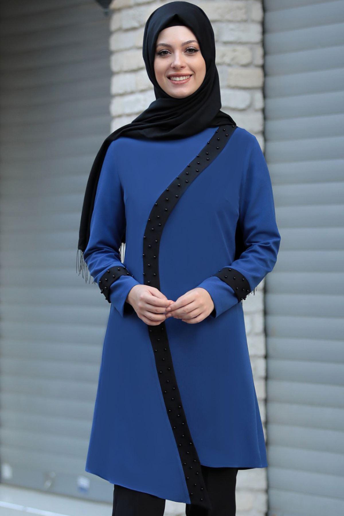 Semra Aydın Sude İnci İkili Takım Saks SMR4301