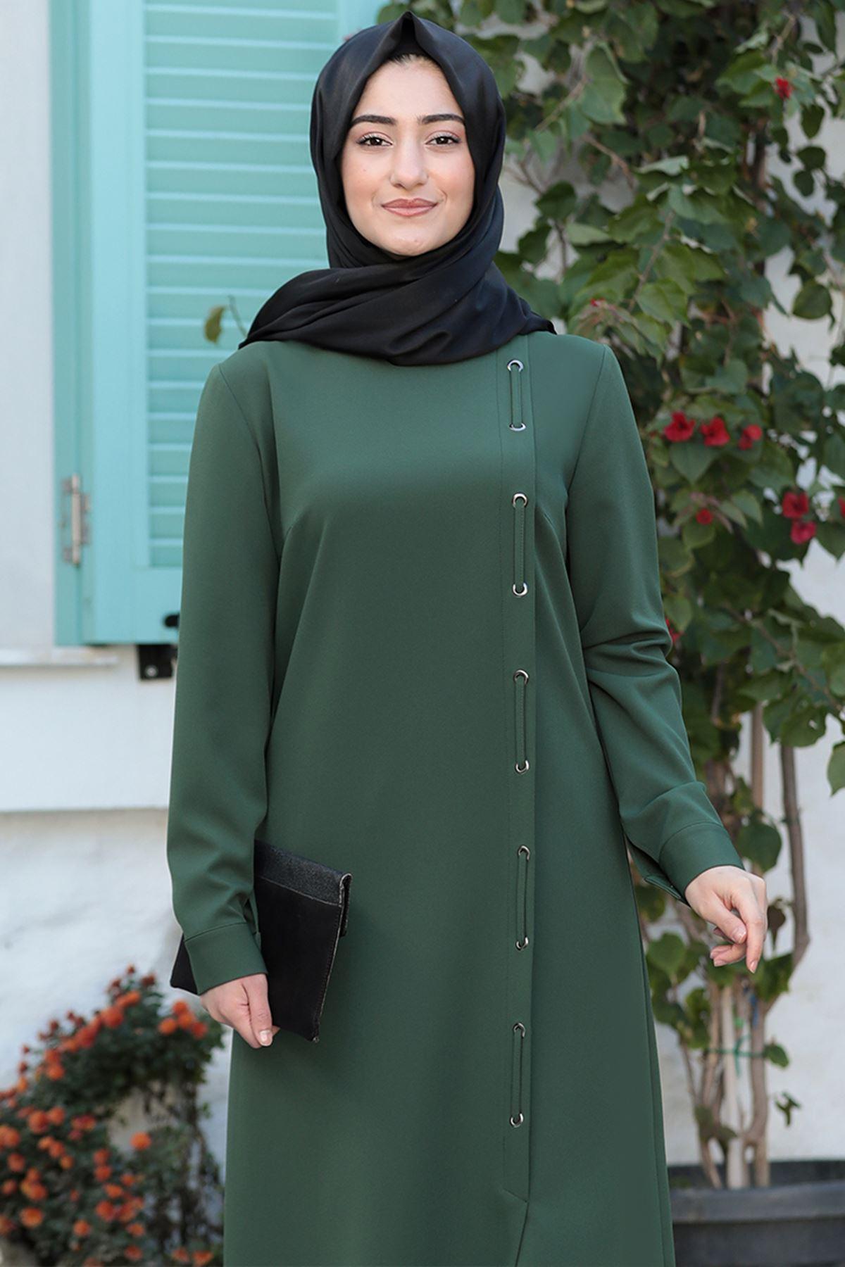 Rabeysa Rümeysa İkili Takım Haki RAB8501