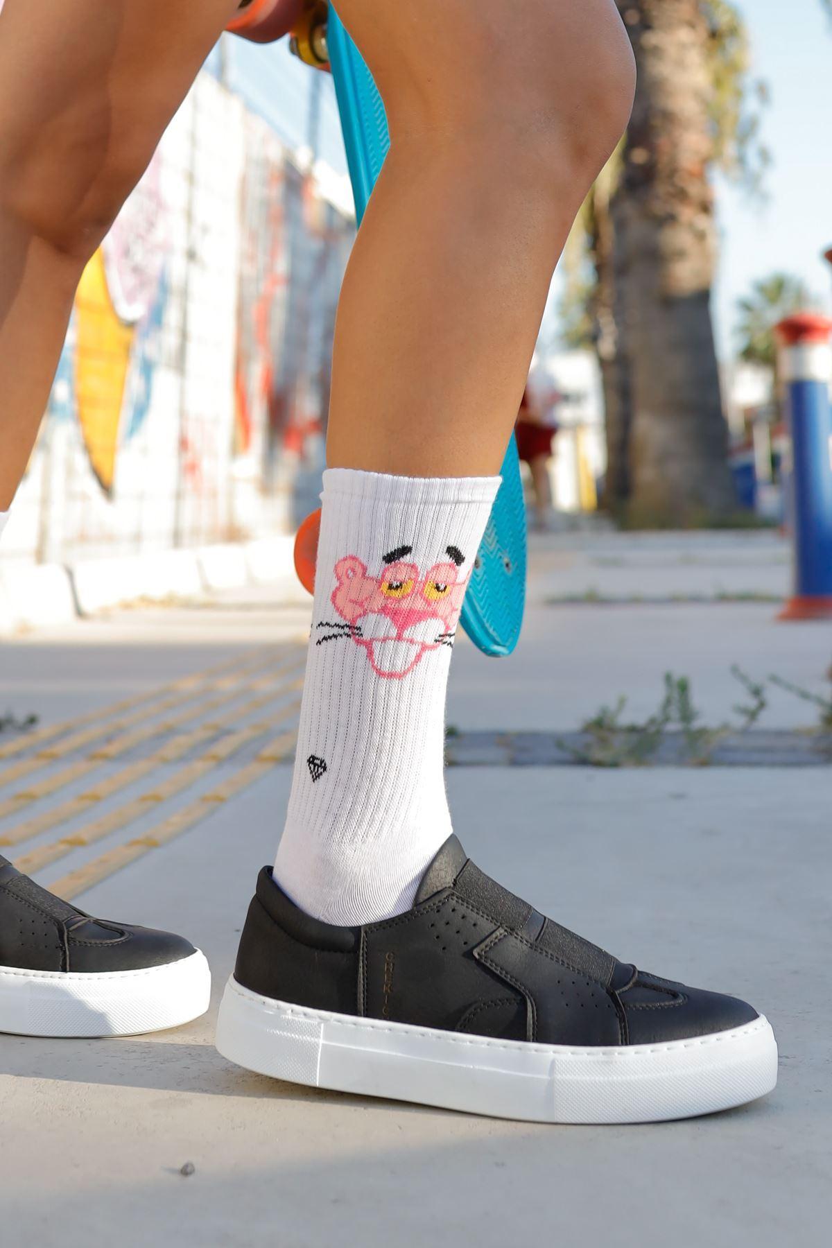 Chekich CH033 BT Kadın Ayakkabı SIYAH