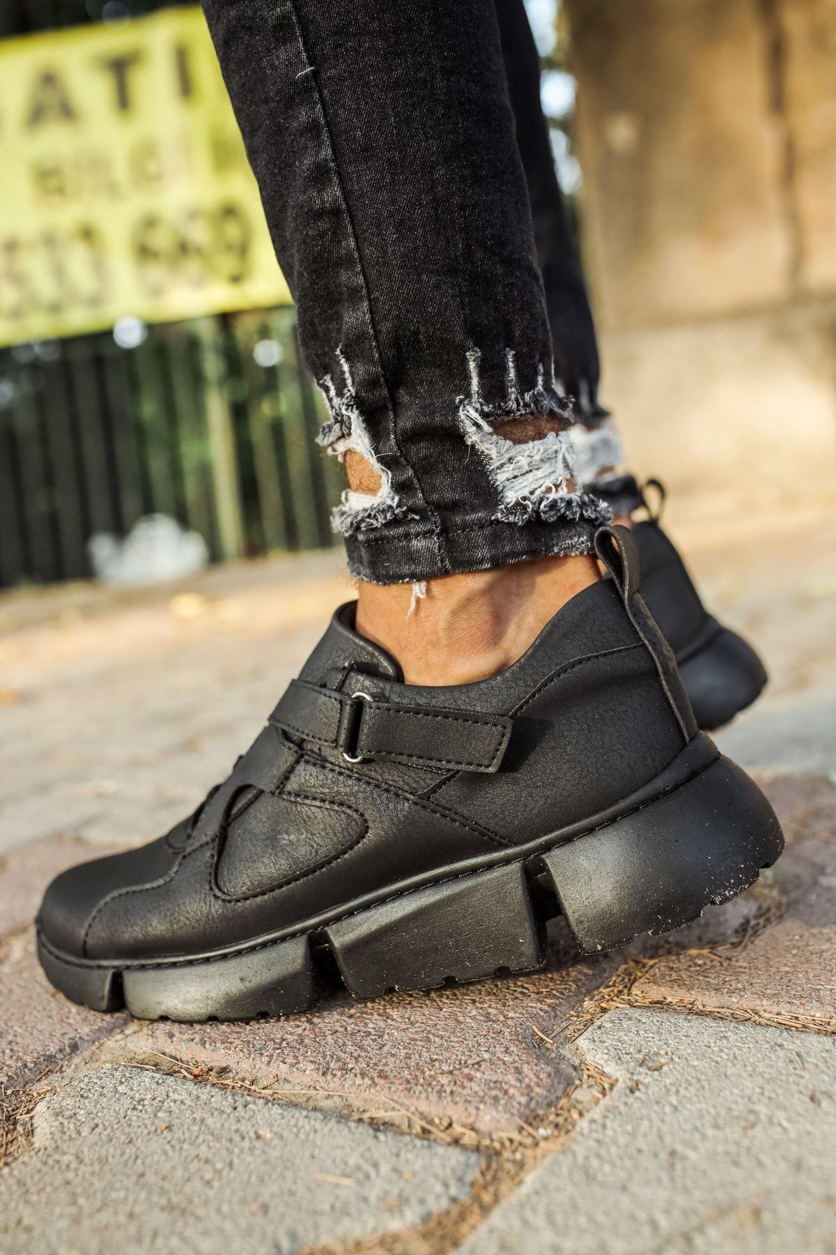 Chekich CH071 ST Erkek Ayakkabı SIYAH