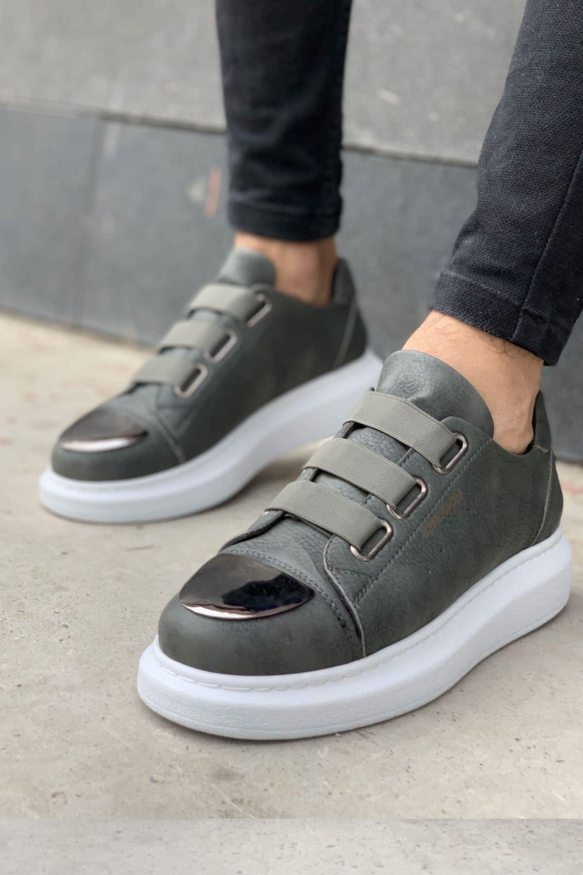 Chekich CH251 BT Erkek Ayakkabı ANTRASİT