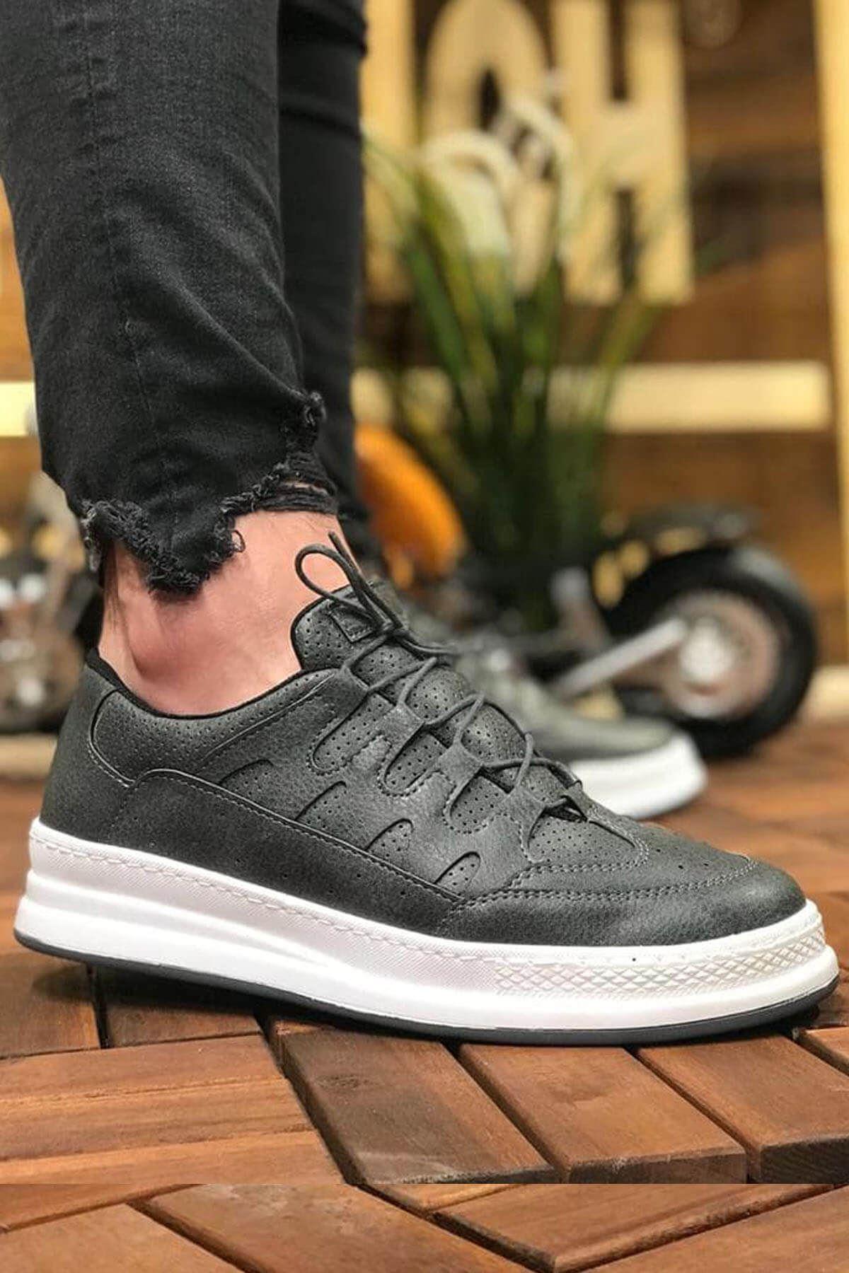 Chekich CH040 BT Erkek Ayakkabı ANTRASİT