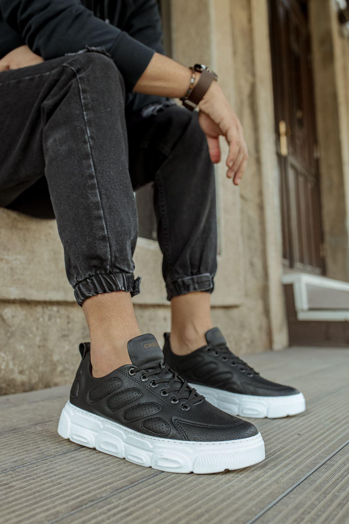 Chekich CH105 BT Erkek Ayakkabı SIYAH