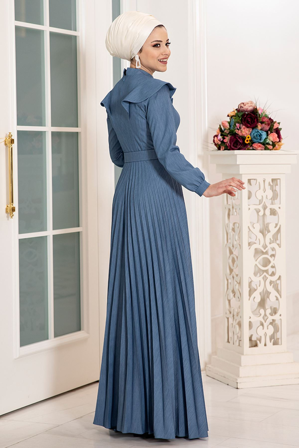 DressLife Serra Kot Elbise DRE2021