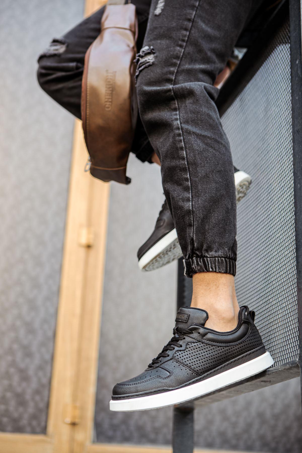 Chekich CH109 İpk BT Erkek Ayakkabı SIYAH