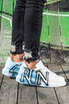Chekich CH254 BT Erkek Ayakkabı 418 MAVİ RUN