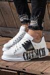 Chekich CH254 BT Erkek Ayakkabı 422 SİYAH BEYAZ CHEKICH