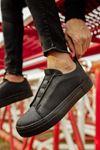 Chekich CH011 ST Erkek Ayakkabı SIYAH